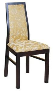 Krzesło nowoczesne A-0629-1 tapicerowane