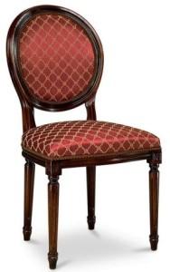 Stylowe krzesło A-1001-V Ludwik XVI
