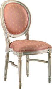 Stylowe krzesło A-1001-V ST sztaplowane do restauracji