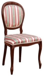 Stylowe krzesło A-1002-V1 meble stylowe Radomsko