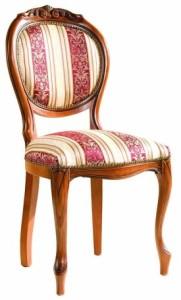 Stylowe krzesło patynowane A-1003-VP