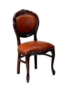 Krzesło stylowe Radomsko A-1003-VPR do restauracji ze wzmocnieniem