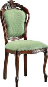 Stylowe krzesło włoskie A-1006-VP w stylu weneckim
