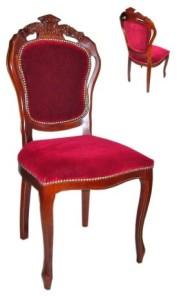 Stylowe krzesło A-1006-VP