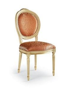 Krzesło stylowe ecrii Meble Radomsko A-1011-VP