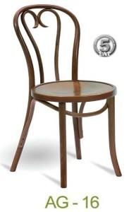 Krzesło gięte AG-16