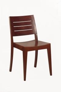 Nowoczesne krzesło drewniane AS-0501
