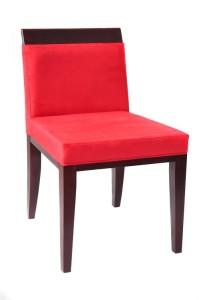 Nowoczesne krzesło tapicerowane AS-0804