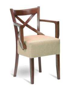 Stylowy fotel BP-5290