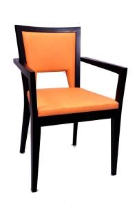 Nowoczesny fotel BS-0702 do restauracji