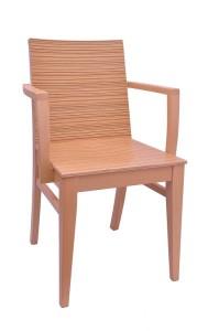 Fotel nowoczesny twardy BS-0810