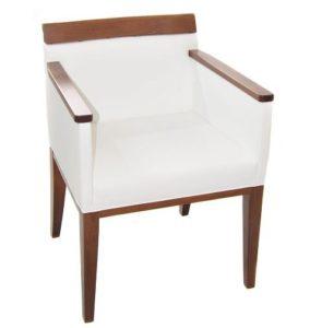 Fotel nowoczesny tapicrowanyBS-0814