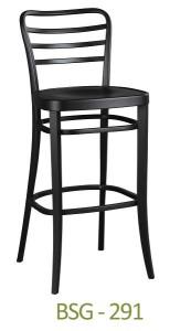 Krzesło barowe gięte BSG-291