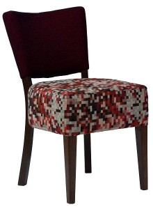 Krzesła nowoczesne AR-9608-1 typu TULIP