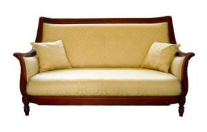 Stylizowana Sofa Luwr