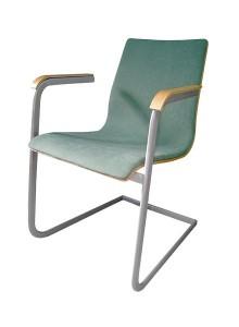 Fotel metalowy Happe-BD dr nc