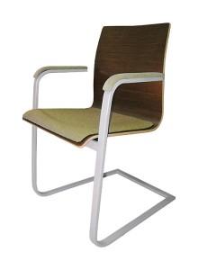 Fotel metalowy Luck-BD dr ns