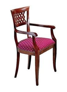Fotel stylowy BK-9864