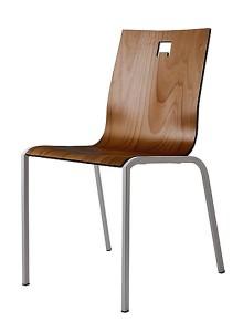 Krzesło metalowe Davne-AD-dr