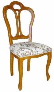 Stylowe krzesło A-1007-V