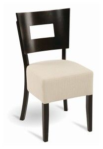 Nowoczesne krzesło AP-5254 czarne