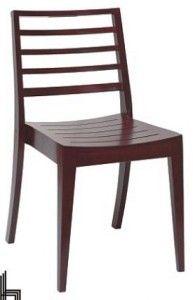Nowoczesne lekkie krzesło AS-0506