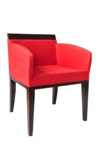 Nowoczesny fotel tapicerowany BS-0804