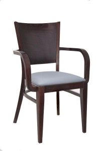 Fotel drewniany nowoczesny BT-3917