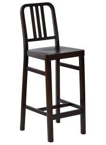 Barowe krzesło nowoczesne ALCATRAZ-BSN