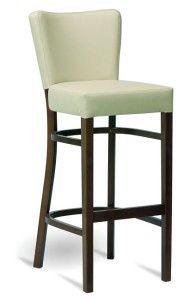 Krzesło barowe BSP-0010 typu TULIP