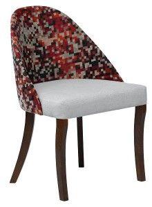 Krzesło nowoczesne MORITZ-3-AN