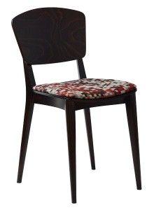 Krzesło nowoczesne PEBLE-AN-tap