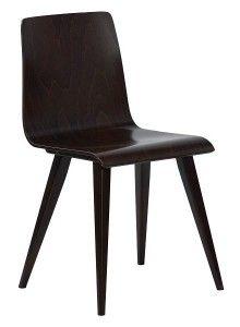 Krzesło nowoczesne czarne TRAS-AN inna nazwa rynkowa Cleo 1601