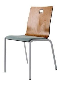 Krzesło metalowe Davne-AD-dr-ns