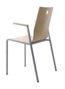 Krzesło metalowe Davne-BD-dr