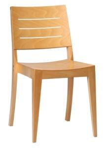 Krzesło sztaplowane A-923S
