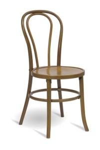 Krzesło sztaplowane gięte AG-18 ST typu Thonet Radomsko