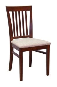 Drewniane krzesło do kuchni AL-104