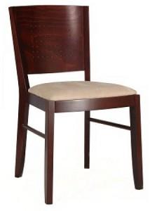 Krzesło kuchenne tapicerowane AS-0602