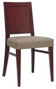 Krzesło kuchenne tapicerowane AS-0801