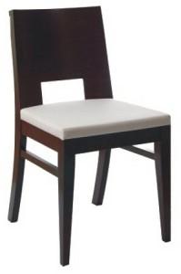Krzesło kuchenne nowoczesne tapicerowaneAS-0805