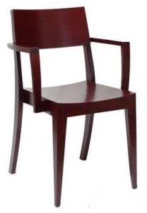 Krzesło sztaplowane BS-0503