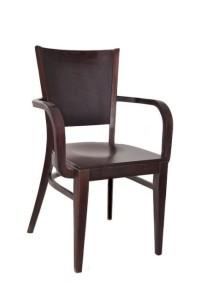 Fotel drewniany sztaplowane BT-3917 ST model 321 917 Ton