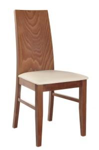 Krzesło restauracyjne drewniane AS-1102