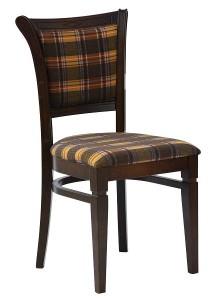 Krzesło sztaplowane stylowe tapicerowane AR-0133N model typu A-0133 fameg