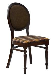 Stylowe krzesło sztaplowane do restauracji AR-9416N