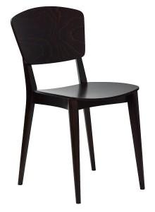 Krzesło sztaplowane PEBLE-AN
