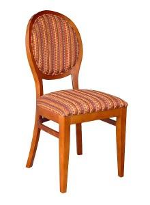 Stylowe krzesło sztaplowane AR-0951-NST