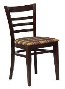 Twarde krzesło drewniane AR-9907N-tap
