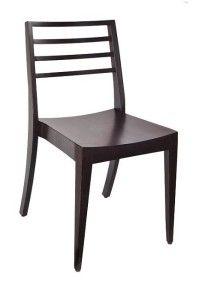 Nowoczesne krzesło sztaplowane w stylu skandynawskim AS-0516 krzesła drewniane do sali konferencyjnej